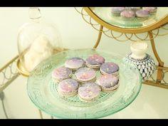 Space Jam, Galaxy Macarons | Meghan Rosko - YouTube