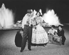Fred Astaire and Audrey Hepburn in the Musical Movie 'Funny Face' Photo