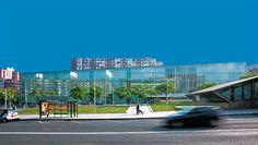 Jansen - Musikkonservatorium  Anwendungsbereich Fassadensysteme  Systeme/Produkte VISS TVS  Architekt/in Roberto Ercilla Arquitectura, Victoria/ES  Fertigstellung 2014