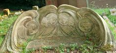 Stock - G.F. Watts Memorial 33 by OghamMoon on DeviantArt;  Brookwood Cemetery in Surrey, is the largest in the UK, aka The London Necropolis.