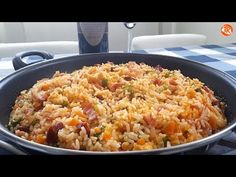 TOP RECETAS: Nº341 ARROZ FRITO...SERRANO Chorizo, Arroz Frito, Fried Rice, Fries, Ethnic Recipes, Food, Recipes With Rice, Eggs, Ethnic Food