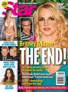 Magazine Cover Page, Melissa Gorga, Jason X, Kelly Monaco, Over Love, Star Magazine, Britney Jean, Demi Moore, Cover Pages