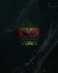 """""""Infinity war"""" personal poster"""