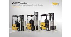 VT-VF-VL Series Electric Counterbalanced Forklift Trucks Electric, Trucks, Products, Truck, Gadget