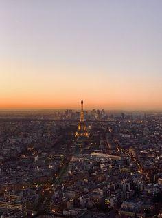 #paris #parisview #eiffeltower Paris Skyline, Tower, France, Travel, Instagram, Rook, Viajes, Computer Case, Destinations