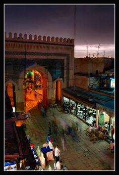 medina nightlife fes