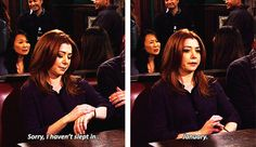 """Love Alyson Hannigan's layered cut in """"How I Met Your Mother"""""""