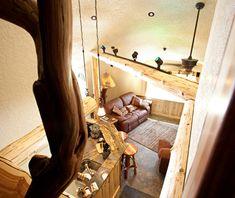 Comfy Living Quarters