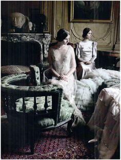 Deborah Turbeville the fashion photographer | QUEEN B