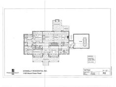 1165 Mount Paran Rd Mount Paran, Atlanta, Floor Plans, How To Plan, Floor Plan Drawing, House Floor Plans
