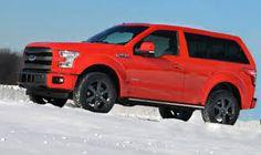 Resultado de imagen párr Ford Bronco 2016