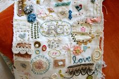 Pam garrison embroidery