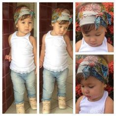 Toddler Girl outfit