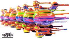 Blown Away DTA Rainbow Dunny by Josh Mayhem Release Details!