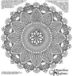 Pink crochet rug round area rug 55 in doily rug yarn lace mat nursery carpet girl s room floo Crochet Mat, Crochet Doily Diagram, Crochet Carpet, Crochet Mandala Pattern, Crochet Dollies, Crochet Doily Patterns, Crochet Home, Thread Crochet, Irish Crochet