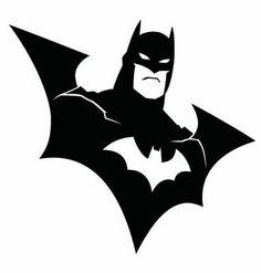 Batman Decal - 6 Colors available T Shirt Art, Batman Artwork, Batman Wallpaper, Batman Drawing, Stencil Art, Stencils, Image Svg, Batman Tattoo, Vinyl Art