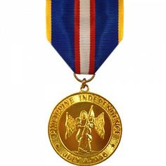 The Philippine Independence Medal (PIR) is a decoration presented by the Republic of the Philippines to recognize members of the military who served in multiple Philippine operations during World War II. To be eligible for this award the individual must have received the Philippine defense Medal as well as the Philippine Liberation Medal. Additionally, they must have served on active duty in the Philippines after July, 4 1946.