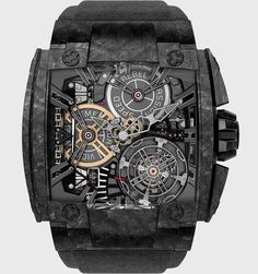 Magnum 540 - Grand Tourbillon - Collections - Rebellion Timepieces - Swiss Exclusive Timepieces