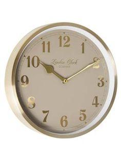 London Clock Wanduhr  01109 mit 100 Tagen Rückgabe und Tiefpreisgarantie für nur 39,90 EUR bei Uhren4You.de bestellen