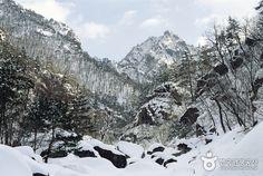 Parque Nacional Seoraksan (NaeSeorak; Inner Seorak) (설악산 국립 공원 (내설악))