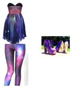"""""""prom"""" by bj-ruff on Polyvore featuring WithChic"""