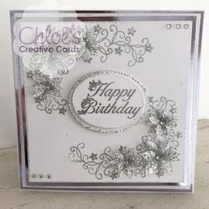 Shop here at Chloes Creative Cards for excellent value Stamps by Chloe - Fabulous Flower Corner at just You will also find a selection of other wonderful here too. Chloes Creative Cards, Creative Christmas Cards, Xmas Cards, Butterfly Cards, Flower Cards, Stamps By Chloe, Create And Craft Tv, Cardmaking And Papercraft, Embossed Cards