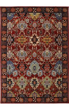 Traditional Karastan rug offered at discount prices and free shipping.  Click image to see sale pricing