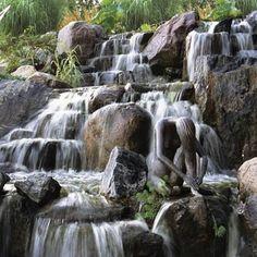 Fox River Waterfall design