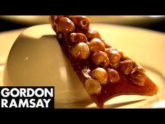 Espresso Panna Cotta | Gordon Ramsay - YouTube