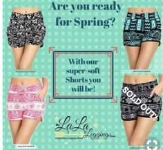 23aba23a82b80 My Lala Leggings Check out all the styles at www.mylalaleggings.com/#