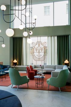 Spectacular Hotel in the Vibrant City of Madrid, Spain