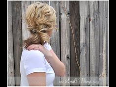Braided ponytail from K8bryan