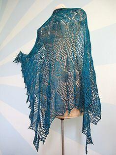 Ravelry: Mariposa pattern by Marisa Hernandez