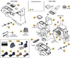 ac6b0d51cfeefecad9dba8a047479da3 morris x center revue technique 23 best jeep tj parts diagrams images on pinterest diagram, jeep