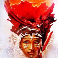 black woman warrior  warrior woman warrior girl fantasy
