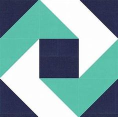 Zig Zag Path Quilt Block Pattern | FaveQuilts.com