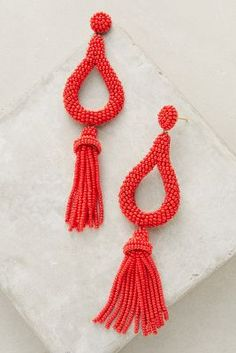 Shop the Jasmine Tassel Drop Earrings and more Anthropologie at Anthropologie today. Read customer reviews, discover product details and more.