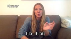 Norwegian Language: Colors Adjectieves 2.0