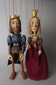 """Prince & princess"" by Ruzicka/Czech"