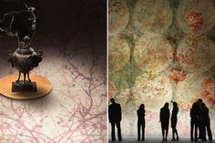 Jannelli&Volpi, Exclusive Wallpaper #wallpaper #design  @ Via Melzo 7, Milano