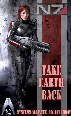 I'm Taking Earth Back...Whose with me? by Timewyrm.deviantart.com on @deviantART