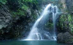 Su dusen waterfall in Yalova, TURKEY