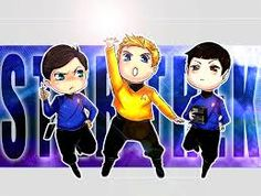Not Gay but Star Trek