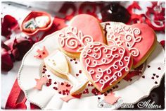 King and Queen of Hearts Valentine's Day party… I love it!