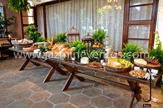 Mesa de quesos divina