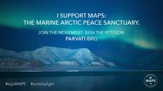 Parvati Foundation is an all-volunteer international nonprofit working to create MAPS, the Marine Arctic Peace Sanctuary, for the sake of all life. Save Our Oceans, Ocean Ecosystem, Poverty And Hunger, Fight For Us, Peace And Harmony, Arctic Circle, Marketing Plan, Inspire Others
