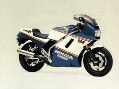 Honda VF1000R Rothmans