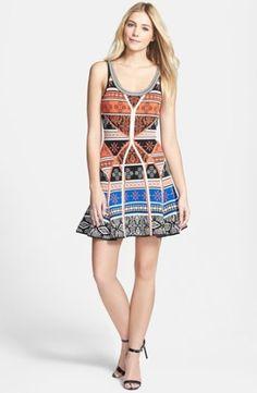 Diane von Furstenberg 'Ilsa' Print Knit Tank Dress | Nordstrom
