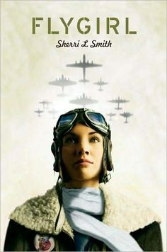 flygirl by sherri l. smith.  Not sure how I missed this? Adding to TBR pile.
