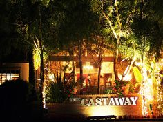 The Castaway Restaurant (Burbank)...we love to go for drinks...food is so so